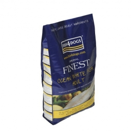 FINEST FISH4DOG OCEAN WHITE FISH ADULT