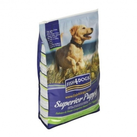 FISH4DOG SUPERIOR PUPPY CACHORROS
