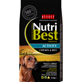 NutriBest Activity Pollo y Arroz