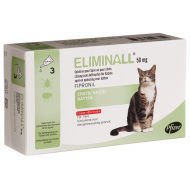 Pipetas Zoetis Eliminall Gatos (3P x 50ml)