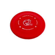 Frisbee Red Kudi Pet