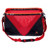 "Bolso Transportin ""Red Bone"" para mascotas."