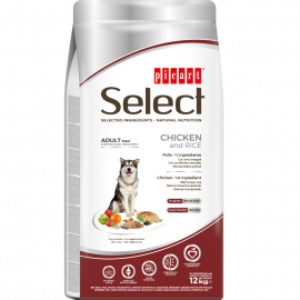 Select Adult Maxi Pollo y Arroz 12kg