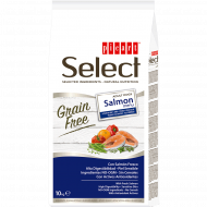 Select Adult Grain Free Salmón 10Kg