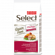 Select Adult Grain Free Pollo10Kg