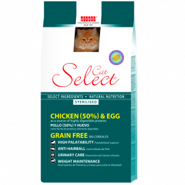 Select Cat Sterilised (gatos esterilizados) de Picart