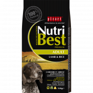 NutriBest Adult Cordero y Arroz 15 Kg